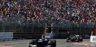 Valtteri Bottas con su Williams en el GP de Mónaco de 2013 - LaF1
