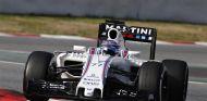 Valtteri Bottas en los test del Circuit de Barcelona-Catalunya - SoyMotor