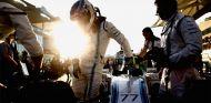 Valtteri Bottas en la parrilla de salida de Abu Dabi - LaF1