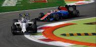Bottas y Wehrlein en el GP de Italia - SoyMotor