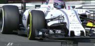 Bottas con los dos compuestos de Pirelli al mismo tiempo - LaF1