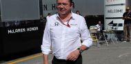 Éric Boullier en Monza - SoyMotor.com