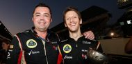 """Grosjean admite que la marcha de Boullier fue """"una sorpresa para todos"""""""