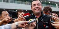 Eric Boullier ha abandonado su puesto como jefe de equipo en Lotus - LaF1