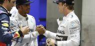"""Boullier califica de """"imposible"""" que sobreviva la relación entre Hamilton y Rosberg"""
