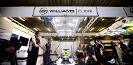 Box del equipo Williams de F1 en Bélgica - LaF1