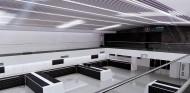 Mercedes renueva los boxes de su fábrica de Brackley - SoyMotor.com