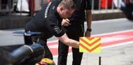 Parada en boxes del equipo Mercedes – SoyMotor.com