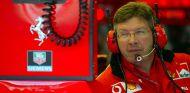 Brawn en sus años en Ferrari - LaF1