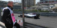 Brawn y Stroll durante el GP de Mónaco 2017 - SoyMotor.com