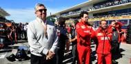 """Brawn: """"No quiero especular sobre la la legalidad del motor Ferrari"""" –SoyMotor.com"""