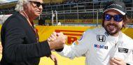 """Briatore: """"Alonso se siente bien en McLaren, pero necesitan una revolución"""" - SoyMotor.com"""