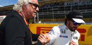 Briatore devolvería a Alonso a Ferrari si Räikkönen se retirara - SoyMotor.com