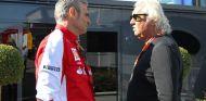 """Briatore: """"Vettel puede ganar el título pero Ferrari no debe fallar"""" - SoyMotor.com"""