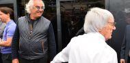 Flavio Briatore organiza una cena en honor de Bernie Ecclestone - SoyMotor.com