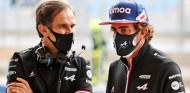 """Brivio: """"La llegada de Alonso es muy buena para el equipo, estimula a todos"""" - SoyMotor.com"""