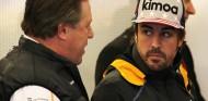 """Brown: """"No tengo asientos libres para Alonso en Fórmula 1"""" - SoyMotor.com"""