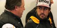 Alonso y McLaren siguen juntos pese a los rumores de ruptura - SoyMotor.com