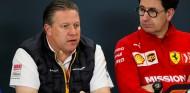 """Brown: """"¿Ética? Estaría bien que Ferrari nos hablara de su acuerdo secreto"""""""