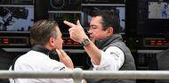 Zak Brown y Éric Boullier en Silverstone - SoyMotor.com