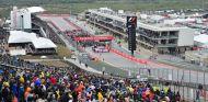 Parrilla de salida del GP de Estados Unidos de 2016 - SoyMotor