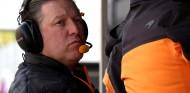 McLaren se beneficiará del límite de presupuesto, cree Brown - SoyMotor.com