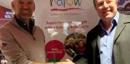 Adrian Newey (izq.) y Zak Brown (der.) en Londres - SoyMotor.com