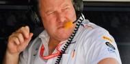 """Brown: """"Volvimos a fallar a Alonso; McLaren no merecía correr, pero él sí"""" - SoyMotor.com"""