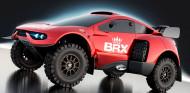 BRX Hunter presenta su nuevo T1+ para el Dakar 2022 - SoyMotor.com