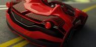 El Ferrari Millenio, estudio llevado a cabo por el diseñador Marko Petrovic, contaba con buckypaper en su carrocería - SoyMotor.com