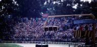 Nelson Piquet en el Autódromo de Buenos Aires - SoyMotor.com
