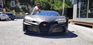 Avistamiento de pruebas de Bugatti en Granada, Foto: William McGuigan - SoyMotor.com