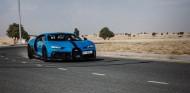 Bugatti Chiron Pur Sport en Dubái - SoyMotor.com