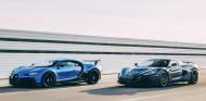 El futuro de Bugatti: un eléctrico y un híbrido esta misma década - SoyMotor.com
