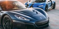 Rimac Nevera y Bugatti Chiron - SoyMotor.com