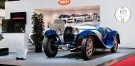 Bugatti comienza a celebrar sus 110 años de historia en Rétromobile - SoyMotor.com
