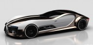 Bugatti Type 57 Concept: render - SoyMotor.com