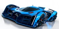 Bugatti Vision Le Mans - SoyMotor.com