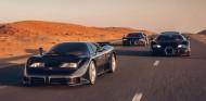 EB110, Veyron y Chiron: tres Bugatti para tres décadas - SoyMotor.com