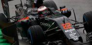 Button durante el GP de Brasil - LaF1