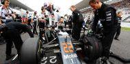 Jenson Button en la parrilla de Japón - LaF1