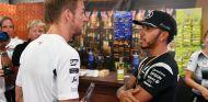 "Jenson Button: ""Hamilton es una persona muy introvertida"" - SoyMotor.com"