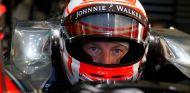 Jenson Button en los test de Jerez - LaF1.es