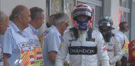 Jenson Button en Austria - LaF1