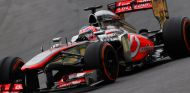 Jenson Button no cree que McLaren siga la estela de Williams