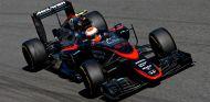 Jenson Button en Monza - LaF1