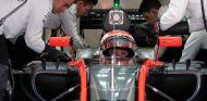 Jenson Button en el MP4-30 - LaF1