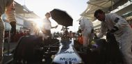 Jenson Button en la parrilla de Abu Dabi - LaF1