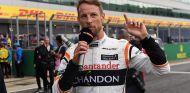 Jenson Button en Silverstone - SoyMotor.com