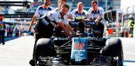 El coche de Jenson Button en Alemania - laF1